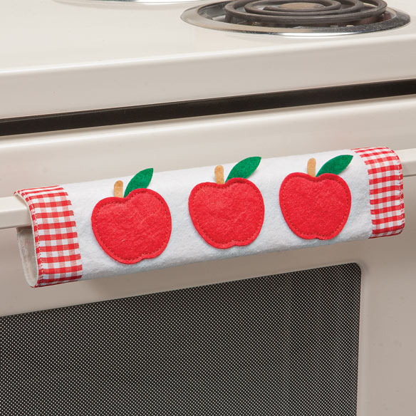 Apple Appliance Handle Covers, Set of 3