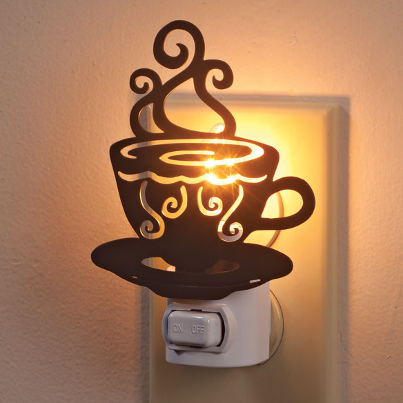 Coffee Cup Nightlight - View 1