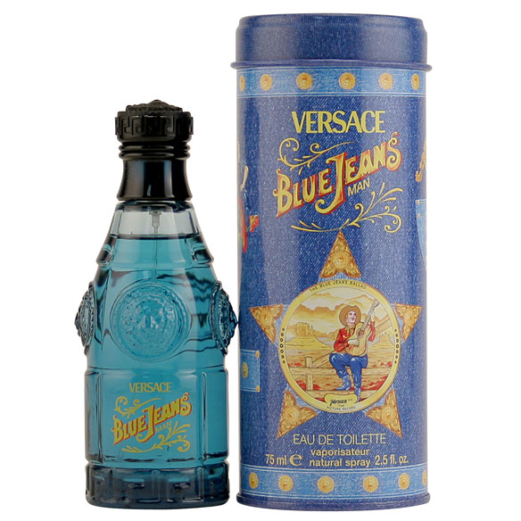 Blue Jeans by Versace, EDT Spray