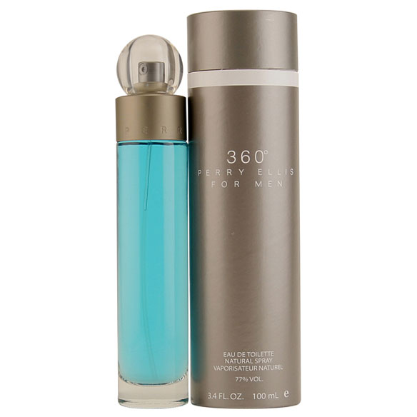 360 For Men by Perry Ellis, EDT Spray