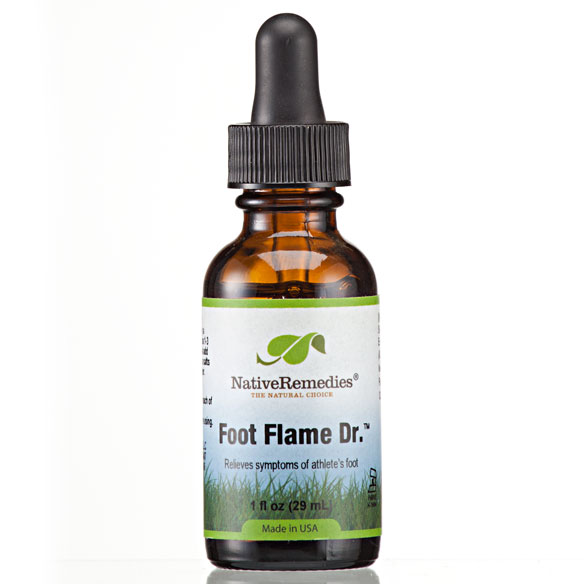 NativeRemedies® Foot Flame Dr.™ - 1 oz.