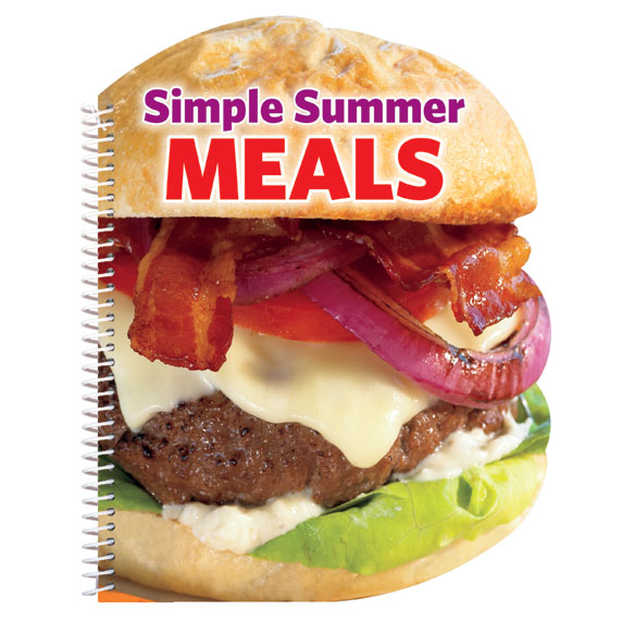 Simple Summer Meals Cookbook