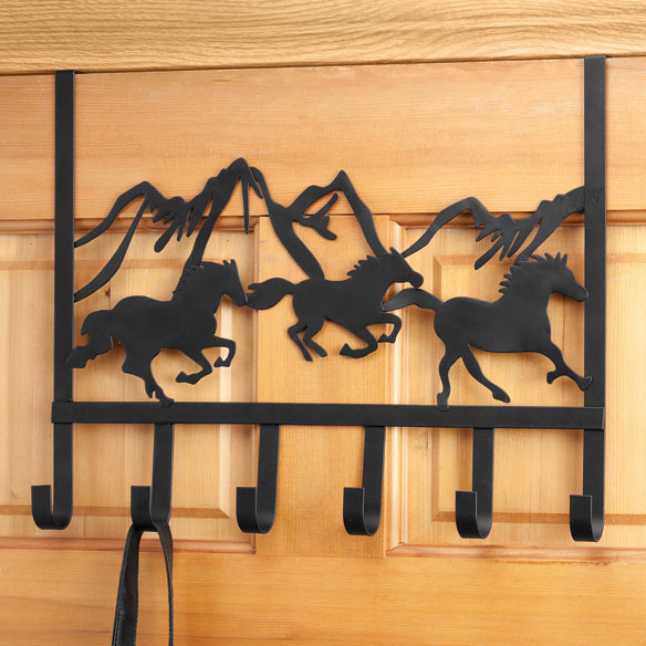 Horse Over-the-Door Organizer