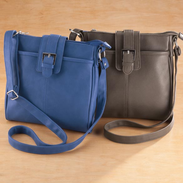 The Buckle Crossbody Bag - View 1