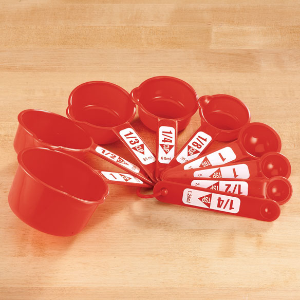 9-Pc. Measuring Cup Set by Home-Style™ Kitchen