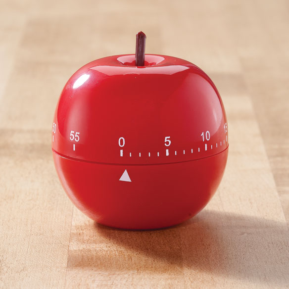 Red Apple Kitchen Timer