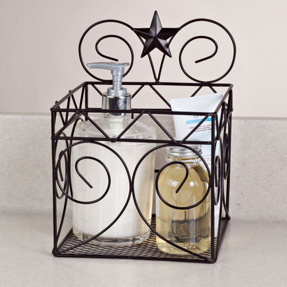 Barn Star Storage Basket - Medium