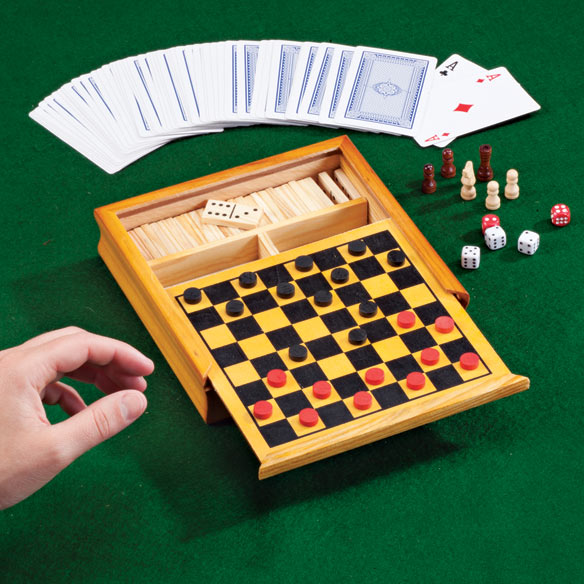 Mini 5-in-1 Game Set