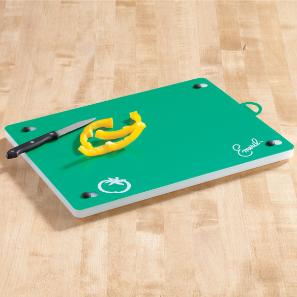 Emeril™ Cutting Board with Color-Coded Mats