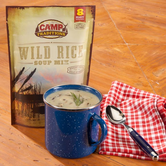 Camp Traditions Wild Rice Soup Mix