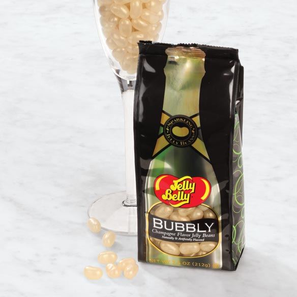 Jelly Belly™ Bubbly Champagne Flavored Jelly Beans - View 1