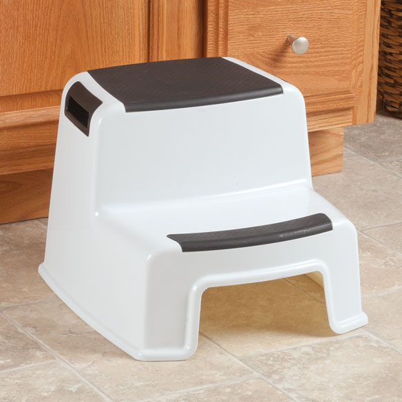 2-Tier Stepping Stool