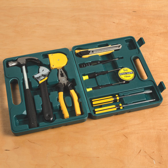 12 Piece Hand Tool Set - View 1