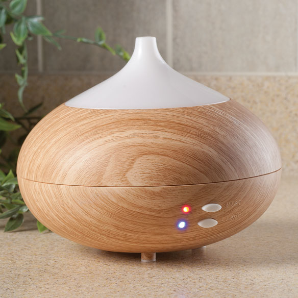 Essential Oil Diffuser & Humidifier - View 1