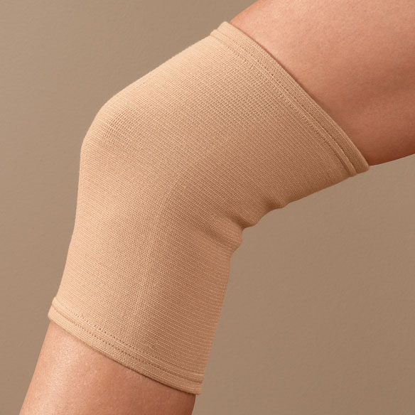 Antibacterial Nylon Knee Support - View 1