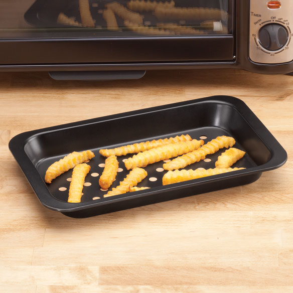 Toaster Oven Crisping Pan