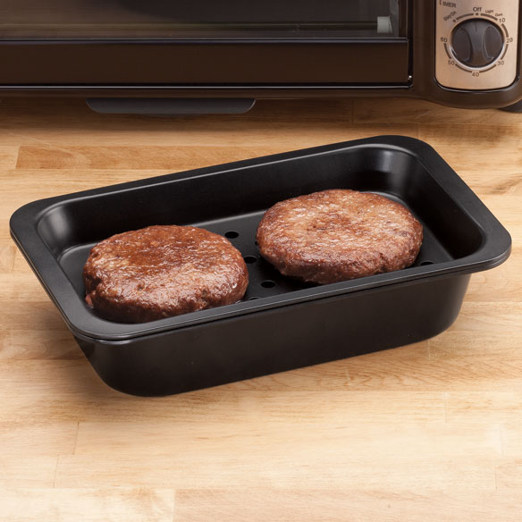 Toaster Oven Broiling & Baking Pan by Home-Style Kitchen ™