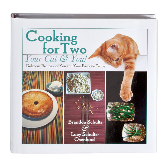 Cooking for Two, Your Cat and You!