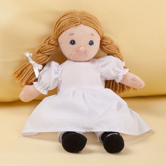 Little Sister Doll with White Dress