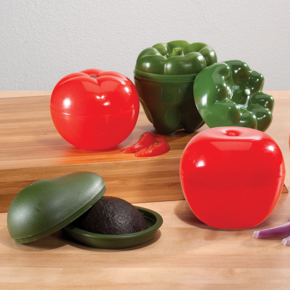 Vegetable Keepers - Set of 4