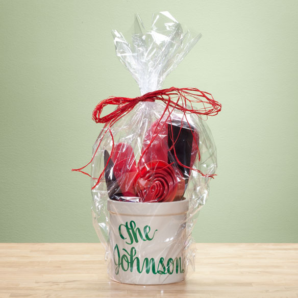 Deluxe Personalized Kitchen Gift Basket