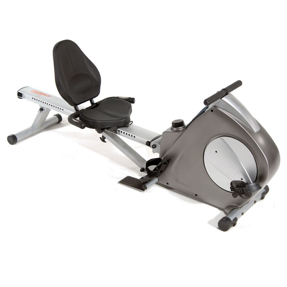 Stamina® Conversion II® Recumbent Bike/Rower - View 1