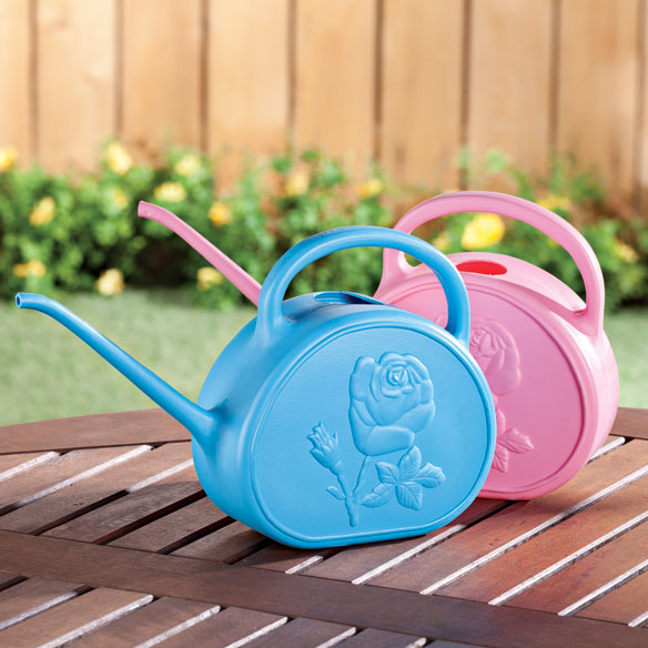 Rose Bud Watering Can