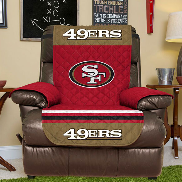 NFL Recliner Furniture Protector - View 1