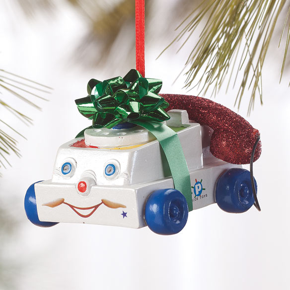 Dept. 56® Fisher-Price Chatter Telephone Ornament