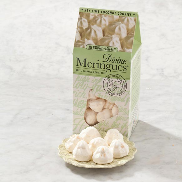 Divine Meringues® Key Lime - Coconut