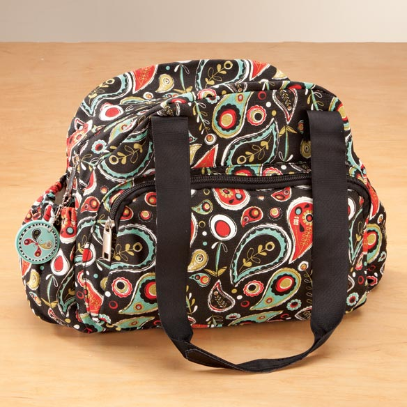 Amylee Weeks Paisley Purse