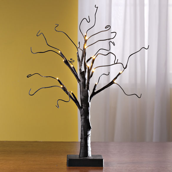 "Black Wire 18"" All Seasons Tree - View 1"