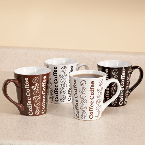 Esprezza 13-oz. Coffee Mugs, Set of 8