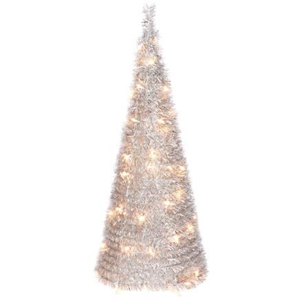 All Season Artificial Decorative Tree Decoration Tree Miles  - Pull Up Christmas Trees