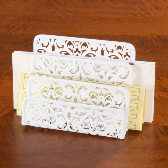 Damask Desktop Mail Sorter
