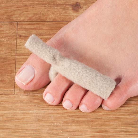ToeSnug™ Adjustable Hammer Toe Buttress Wrap