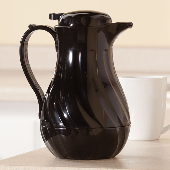 Black Coffee Carafe