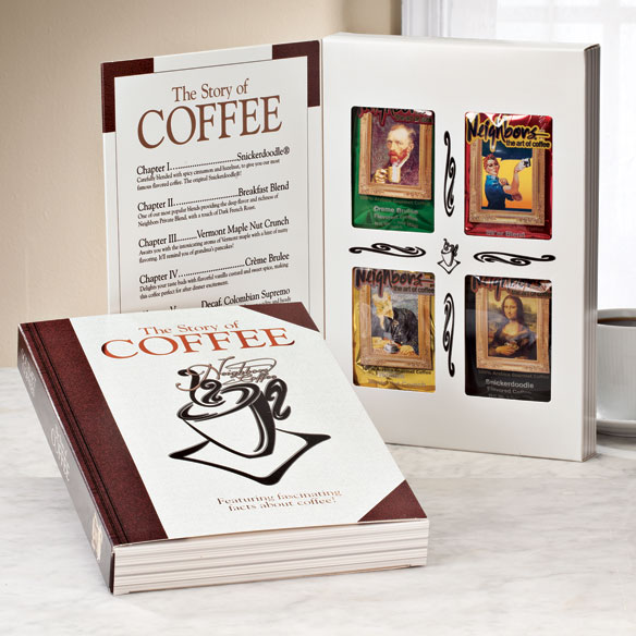 """The Story of Coffee"" Gift Box"