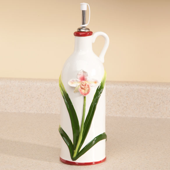 Orchid Oil Bottle
