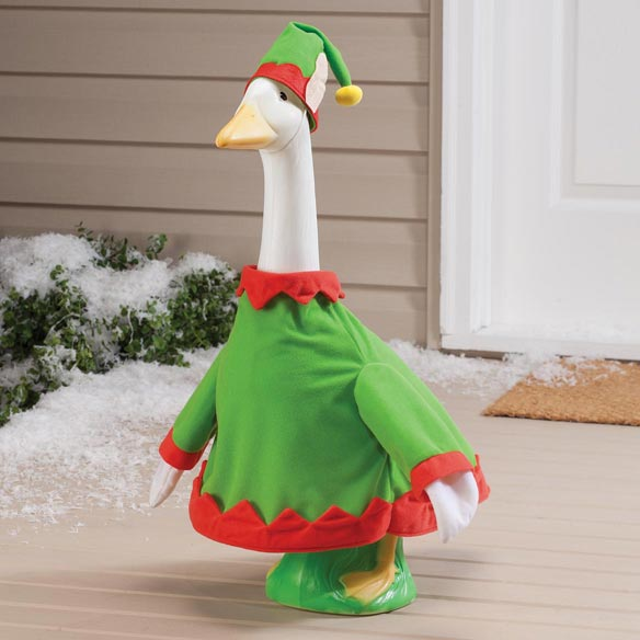 Elf Goose Outfit - View 1