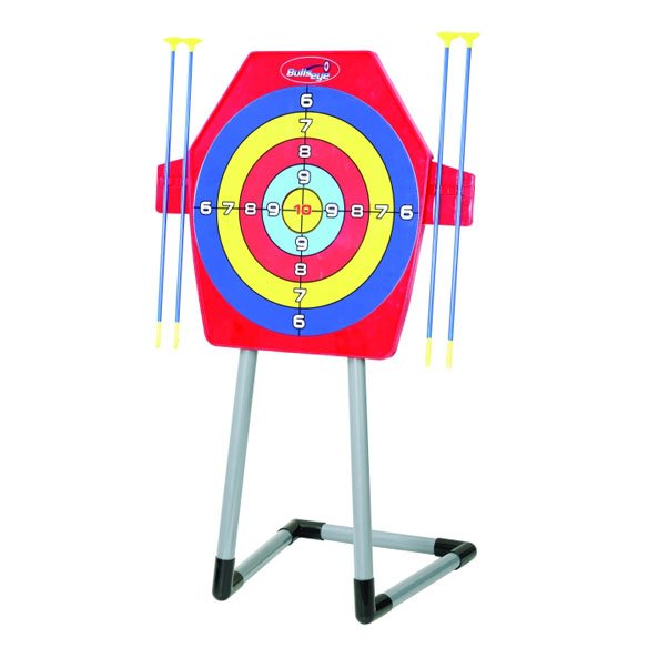 Electronic Bulls Eye Archery Set