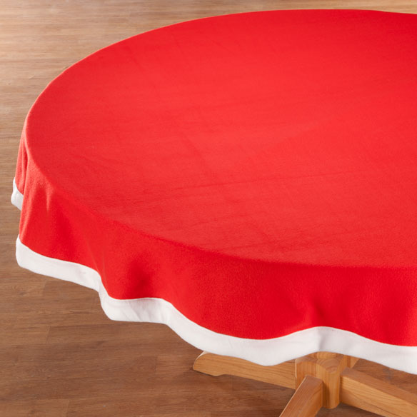 Santa Tablecloth