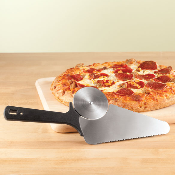 Pizza Cutter/Slicer - View 1