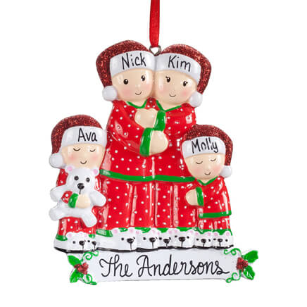 Personalized Sweet Grandson Ornament - Christmas - Miles Kimball