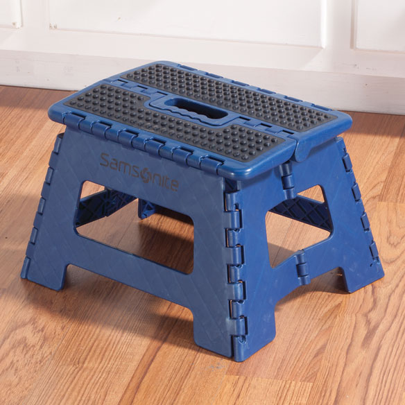 "Samsonite® 9"" Folding Step Stool - View 1"
