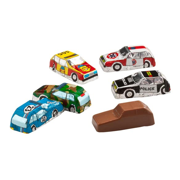 Madelaine® Milk Chocolate Cars Gift Stick®
