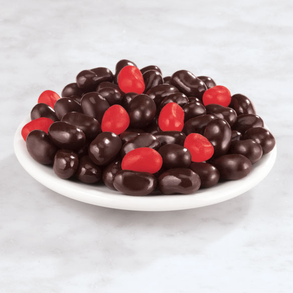 Jelly Belly® Chocolate Dips, Very Cherry