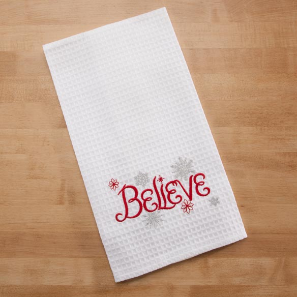 Believe Kitchen Towel