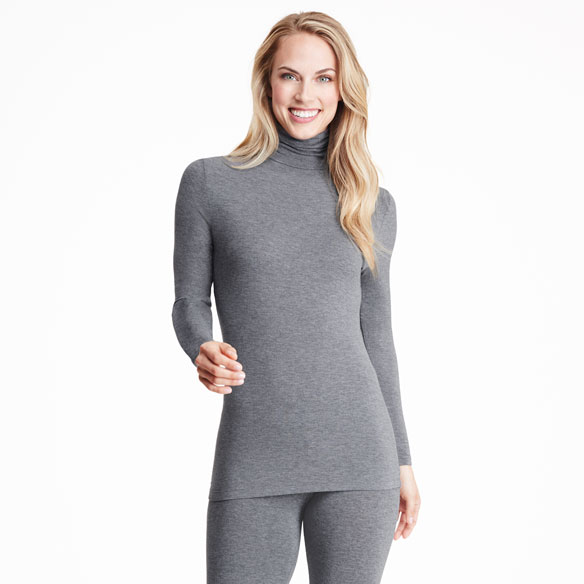 Long Sleeve Turtleneck - View 1