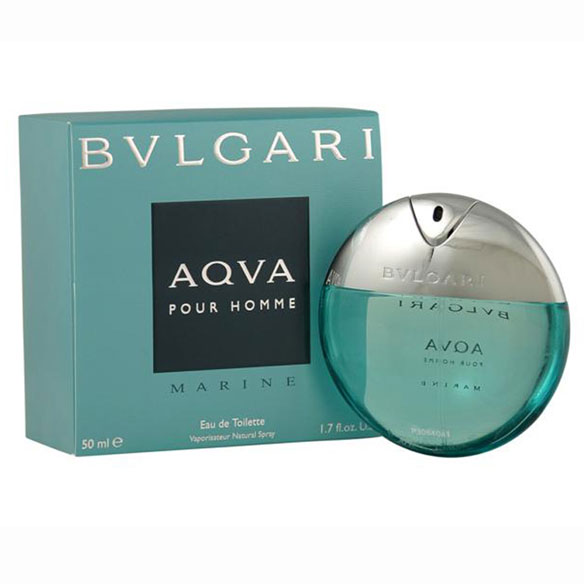 Bvlgari Aqua Marine Pour Homme Men, EDT Spray